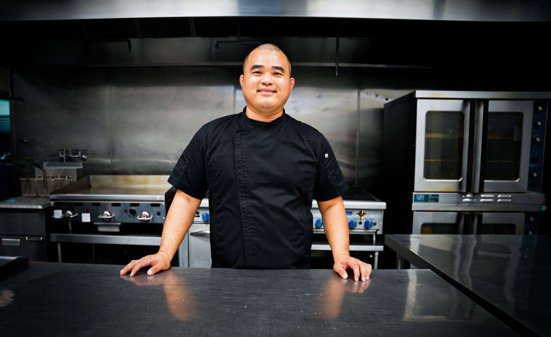 Private Chef Ti